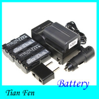 Wholesale Brand New Battery Charger NP FM500H NP FM500H Rechargeable Camera Battery For Sony A57 A65 A77 A99 A350 A550 A580 A900