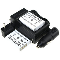 Wholesale Digital Boy NP NP95 Camera Battery charger car charger For FinePix F30 FinePix Real D W1 FinePix F31fd
