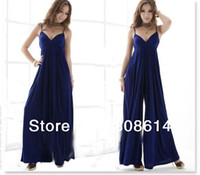Women Natural OEM Fashion Elegant Ladies Women teens V-Neck Sexy Formal Party Cocktail Dress One Size Free Shipping