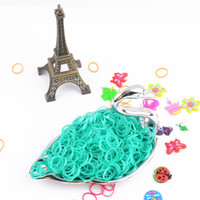 Link, Chain Other Unisex Hot Rainbow Loom Bands Loom 600pcs Metallic Pearl Color DIY Bracelet Rubber Band Bracelets M1045