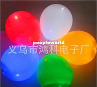 Wholesale Good LED ballon balloon light up balloon for christmas novelty balloon