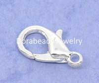 Clasps & Hooks chain hooks - SP Lobster Clasps Fit Link Chain Bracelet x8mm B10180