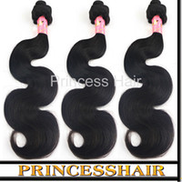 Wholesale 100 Brazilian Hair Virgin Human Hair Extensions Body Wave Weft Machine Weft