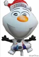 Hot Sale 46*78cm Sky Balloon Children Boys Girls Europe Froz...