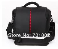 Tag Travel Accessories Yes Black Waterproof camera video Lens Bag case FOR DSLR EOS 450D 40D 50D 60D 70D 5D 7D