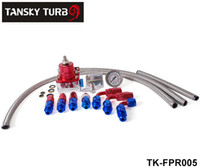 Wholesale Tansky H Q fuel pressure regulator with HQ hose TK FPR005 Have in stock Fast shipping Reasonable price