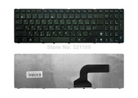 Wholesale For New ASUS K52 K52J K52JB K52JC K52JK K52JR K52F series RU Russian keyboard