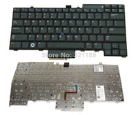 Wholesale Nuovo NEUF Genuine For Dell Latitude E6400 E6410 E5500 E5510 Backlit US Keyboard w Point HT514