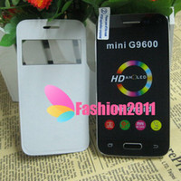 Mini S5 I9600 G9600 Dual core 3G 4'' Android 4. 4 Smart Phone...