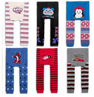 Cheap Free Shiping 18pcs lot Popular Baby Pants(270 colors choose) Baby Girls Boys Leggings Busha PP Pants Wear Children's Leggings & Tights Melee