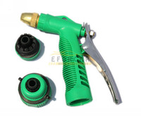 new high pressure water spray gun - 5x High Pressure Car Garden Washing Water Wash Pipe cleaner Gun Spray