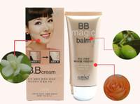 Wholesale m648 freeshipping BB Cream Make Up Base Foundation Bright amp Smooth Whitening Moisturizing ml