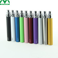 1100mAh Non-Adjustable  2014 newest 9 Colors EGO Battery for Electronic Cigarette E-cig Ego-T 510 Thread match CE4 atomizer CE5 clearomizer CE6 650 900 1100mah