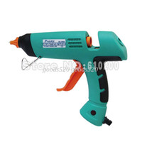 Wholesale Pro skit Professional Mini Electric Glue Gun Large Power Heating quickly DIY Repair Tool V V W