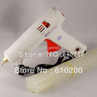 Wholesale Mini Electric Heating Hot Melt Glue Gun Crafts cm Glue Sticks W V V for Art Craft Repair Tool