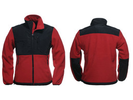 Wholesale Top Quality Men Winter Fleece Jacket Outdoor Windproof Warm Ski Suit Man SoftShell Down Outerwear Coat Mix Fast Delivery
