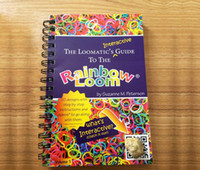 Wholesale NEW Rainbow Loom guideThe Loomatic s Interactive Guide To The Rainbow Loom Designs With Step By Step Instructions easy to make
