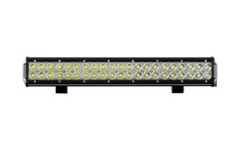 20 pouces 126W (42 * 3W) 11000 LM IP67 haute puissance 9-32v Cree Led Work Light / led Bar- Road Driving Lampes ATV SUV Phares à partir de fabricateur