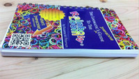 Wholesale 2014 Hot sale Rainbow Loom Book The Loomatic s Interactive Guide To The Rainbow Loom Designs With Step By Step Instructions