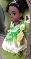 Roles baby first doll - My First Fairy Tales Princess Tiana Doll Princess Belle Doll Girls Gift Baby Toys quot cm
