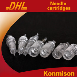 Wholesale Replacement Titanium Needle Cartridges For Derma Pen With Different Needle Size For Optional