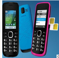 Wholesale Dual SIM Dual Standby Refurbished GSM Inch Cell phones N1100 for Businessmen with TF Card refurbished phones
