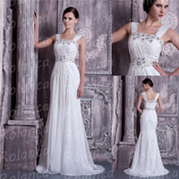 Cheap Reference Images evening dress Best Spaghetti Straps Chiffon online shopping