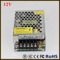 CE 12v transformer - 12V Metal Switch Power Lighting Transformers Supply V For LED Strip A w A w A w A w A w A w A w