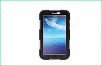 Wholesale 1 in Retail Package Military Shock Proof Case Cover For Samsung Galaxy Tab P3200