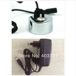 Wholesale NEW Ultrasonic Mist Maker Fogger Water Fountain Pond Atomizer Air Humidifier V V Converter Adapter DC24V Power Supply