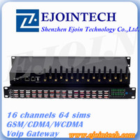 Wholesale Ejointech biggest promotion off Ejointech hot selling product ports sims wcdma voip gateway