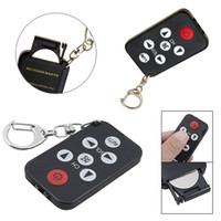 Wholesale S5Q Universal IR Remote Control Mini Infrared Key Chain Geek Tools For TV AAAAFY