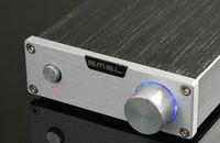 Wholesale NEW SMSL SA E TDA7498E W Ultimate version Big Power HIFI Digital Amplifier silver color with adapter