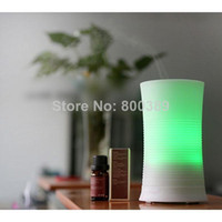 Wholesale Ultrasonic Color Rainbow LED Aroma Diffuser Air Humidifier Aromatherapy Purifier Mist Maker For Home Office