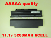 Wholesale notebook batteries for DELL for Inspiron N4050 N5040 N5050 Vostro