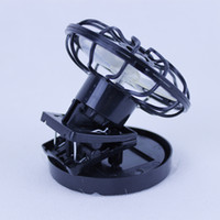 Pedestal solar fan - 1pcs Mini Solar Cell Fan Sun Power energy Clip on Cooling Promotion
