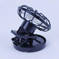 Pedestal promotion fan - 1pcs Mini Solar Cell Fan Sun Power energy Clip on Cooling Promotion