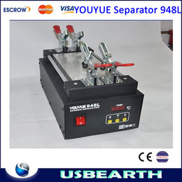 Mobile Phone Touch screen assembly separator LCD Refurbishment Machine 948L, Precise temperature Microcomputer control