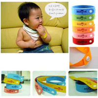 Slap & Snap Bracelets Other Children's 10 anti mosquito bug insect repellent bracelet harmless wristband bands camping