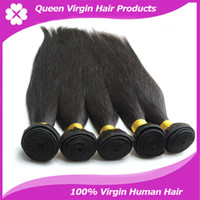 Brazilian Peruvian Indian Malaysian Hair Straight 5A++ Grade Top Quality Cheapes 5A++ Virgin Brazilian Peruvian Indian Malaysian Human Hair Extensions Straight Hair Bundles Double Wefts