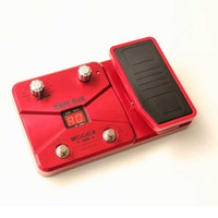 Wholesale Original Boutique Mooer vem box guitar effects with pedal red Vocal Multi Effects Processor