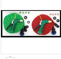 Acetate 15 m 10 m  Portable car wash car wash supplies high-pressure water gun water gun car wash kit copper pipe head