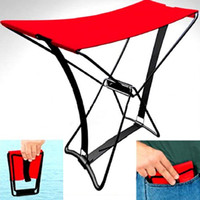 Yes   FOLDING CAMPING POCKET BEACH CHAIR FISHING STOOL PORTABLE FOLDABLE SEAT