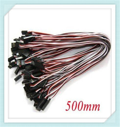 Wholesale 2016 Rushed New mm Servo Extension For Futaba Jr Lead Wire Cable rc Parts