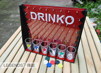 Wholesale popular toys Bomb Bar Wine essential game bar drinking games European American