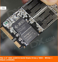 Wholesale RQ quot SSD mSATA Solid State Drive SSD White Black GB