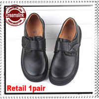 baby shows - Retail Cheap Children kids baby school shoes leather shoes class boys girls guys lesson holiday dance dancing show shoes pair