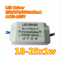 Wholesale 2014 Top Fasion Real w Led Driver Input v Output v ma hz w High Power for Light