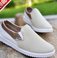 Wholesale Men Summer Sneakers Sport Shoes New Arrival Network Breathable Casual Shoes Male Slippers Sandals For Man