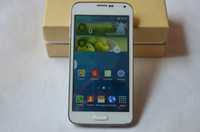 Wholesale S5 i9600 Dual Core MTK6572 Inch Android Smart Phone GHZ GB RAM GB ROM Air Gesture G GPS Android Cell Phone